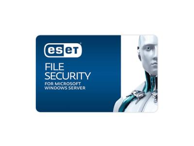 Eset File Security for Windows Server